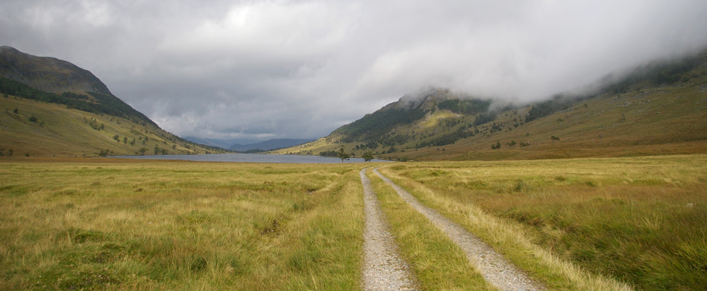 Lohan na h-Earba, Scottish Highlands